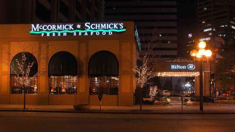 McCormick & Schmick's - Seafood & Steaks