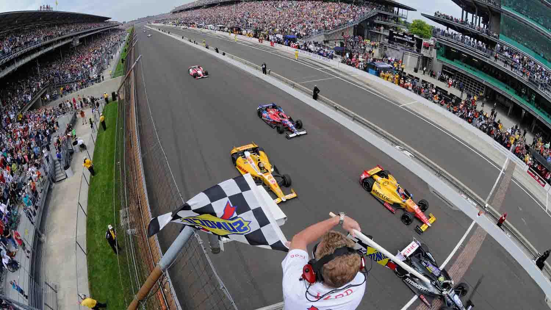Indianapolis motor speedway 4