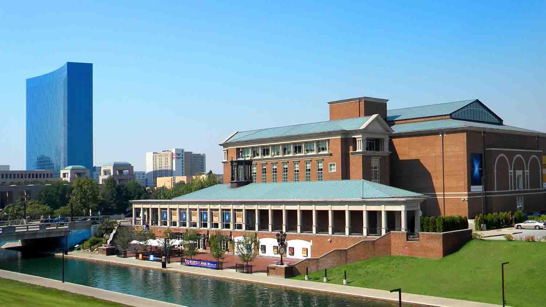 Indiana history center 1