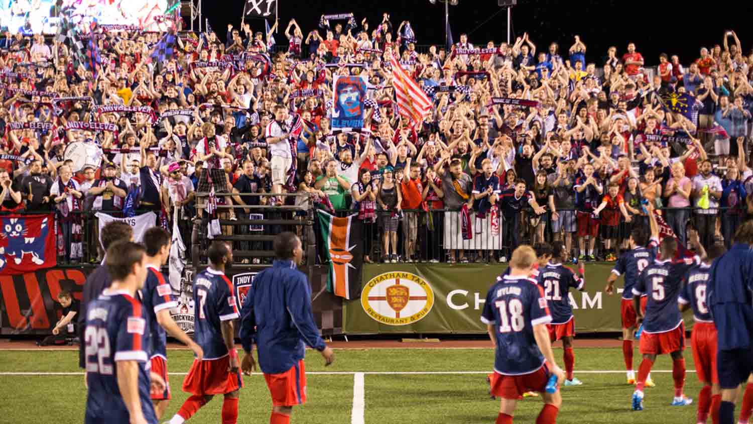 Indy Eleven Soccer