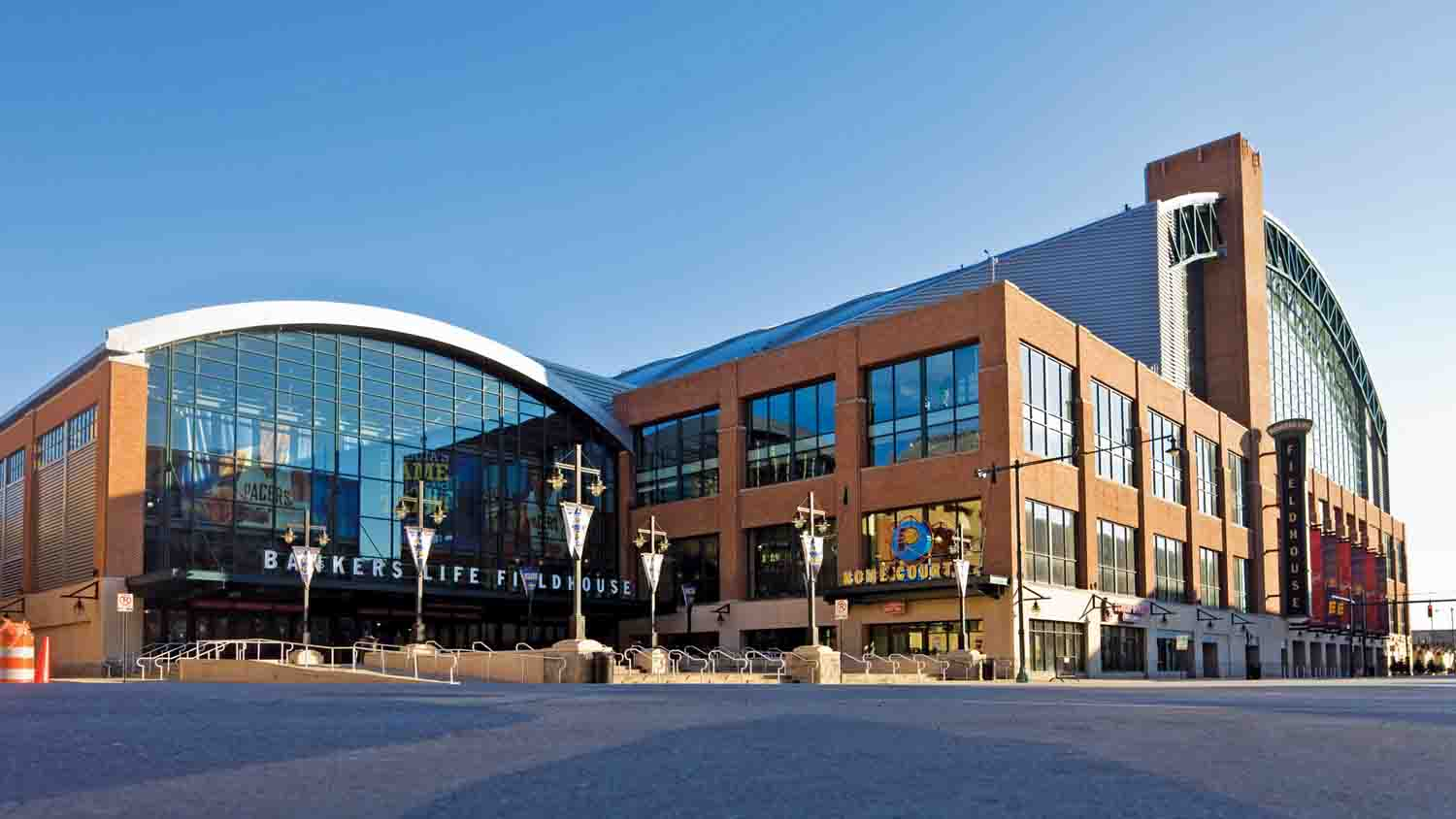 Bankers life fieldhouse 1