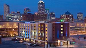 Holiday Inn Express Downtown -- 100% Smoke Free Hotel