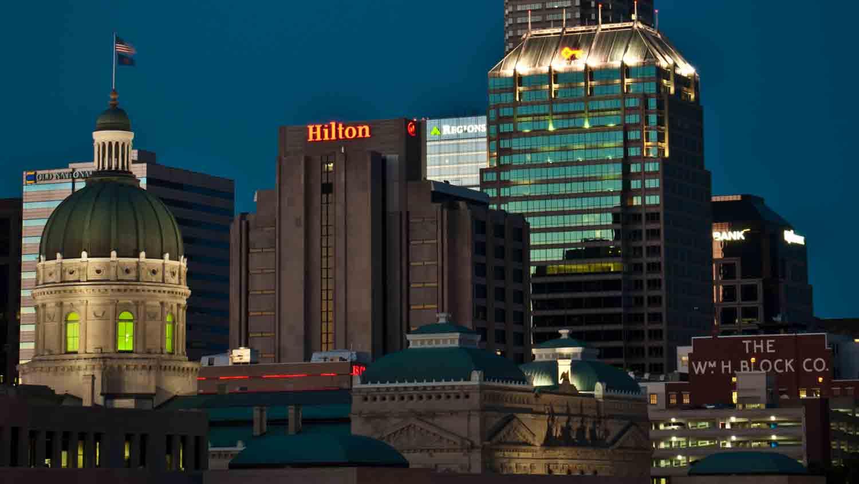 Hilton Indianapolis Hotel & Suites 4