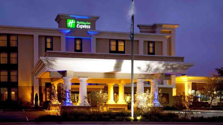 Holiday inn express northwest 1 list