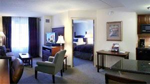 Staybridge Suites Downtown -- Adjacent to Lucas Oil Stadium