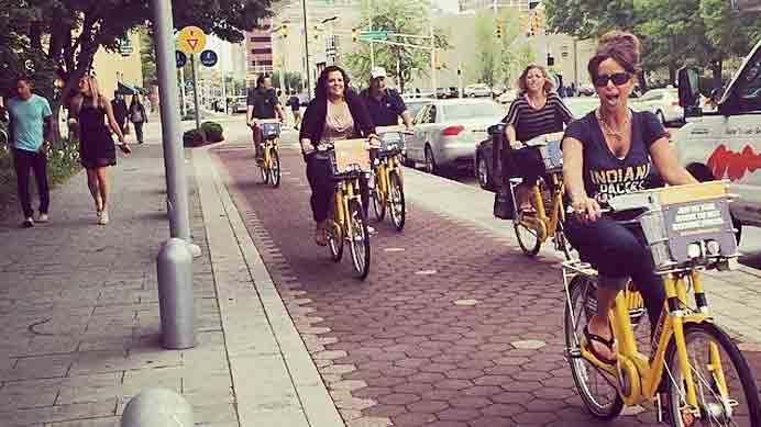 Indiana Pacers Bike Share 3