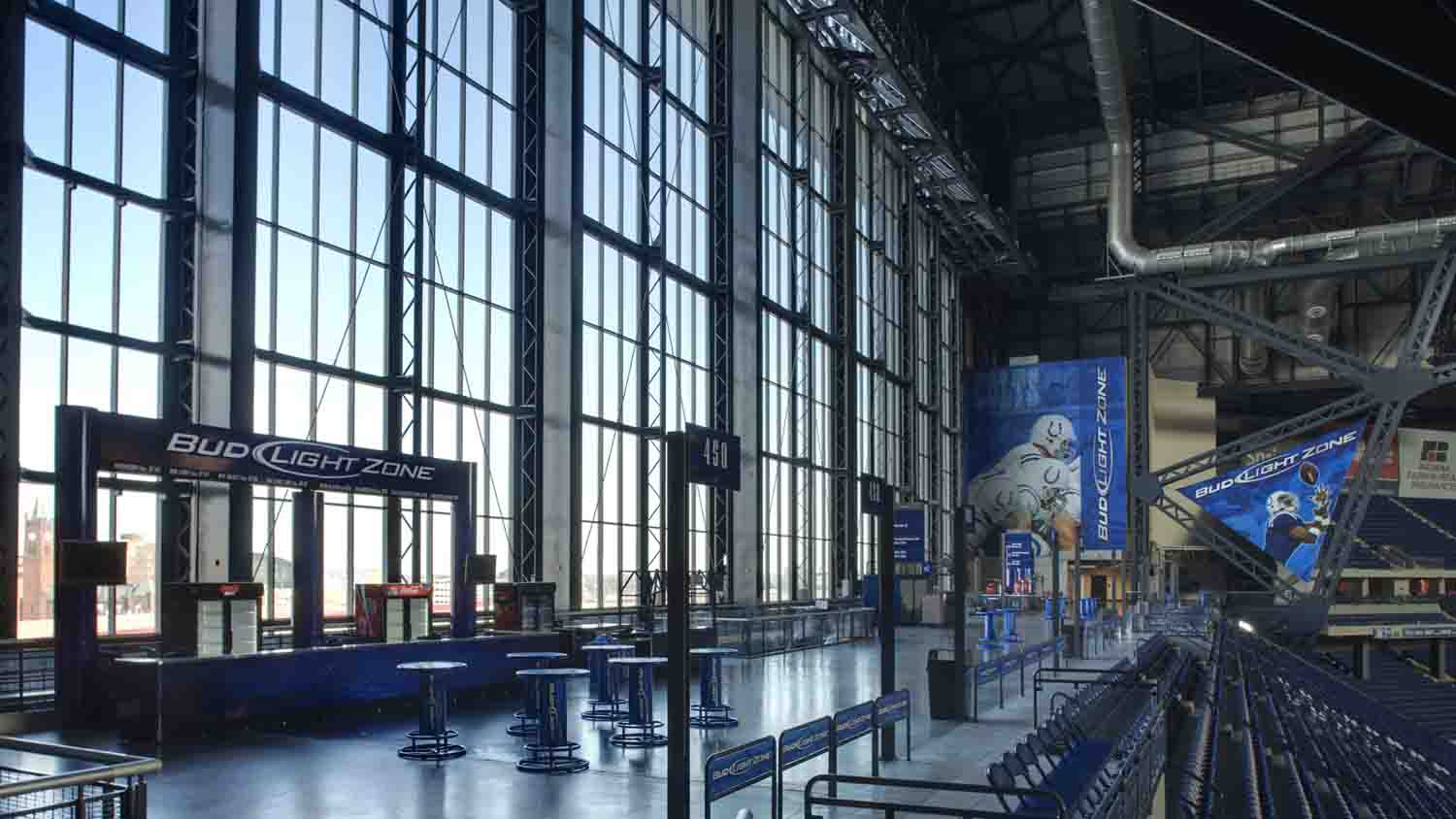 Public Tours - Lucas Oil Stadium 3