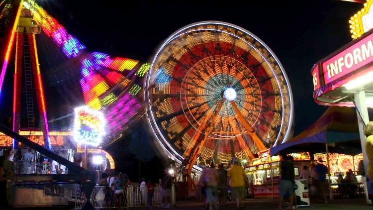 Indiana state fair 1 list