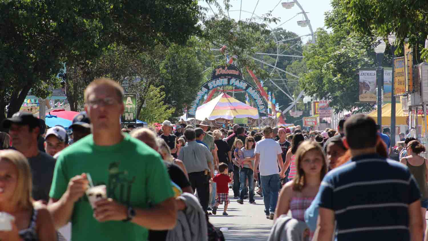 Indiana State Fair 2014 - A Time to Celebrate 9