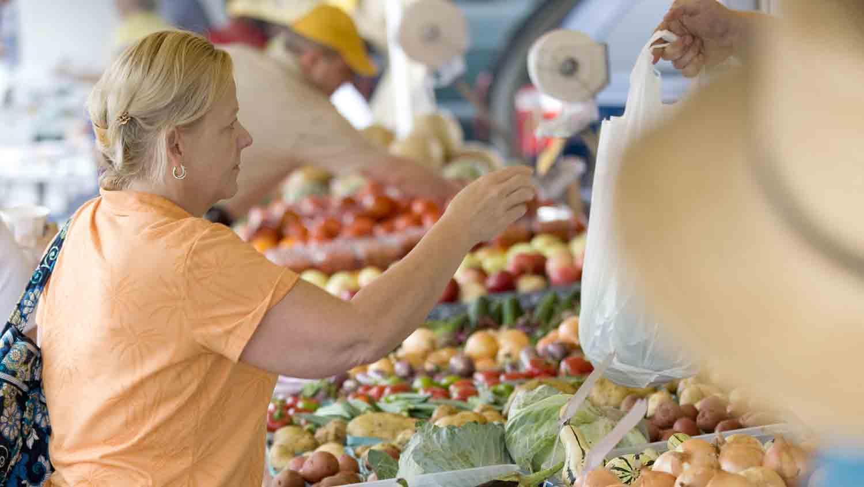 Binford Farmers Market