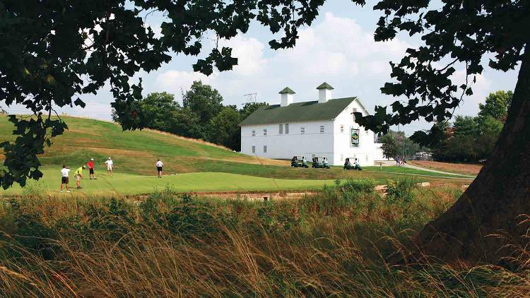 Brickyard Crossing Golf Course