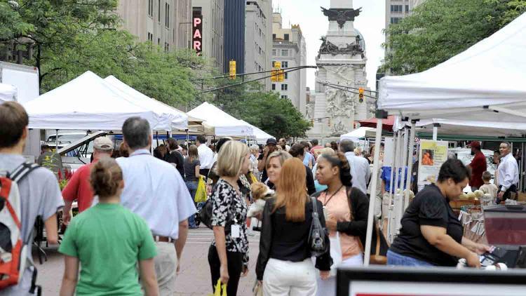Downtown farmers market 1 list