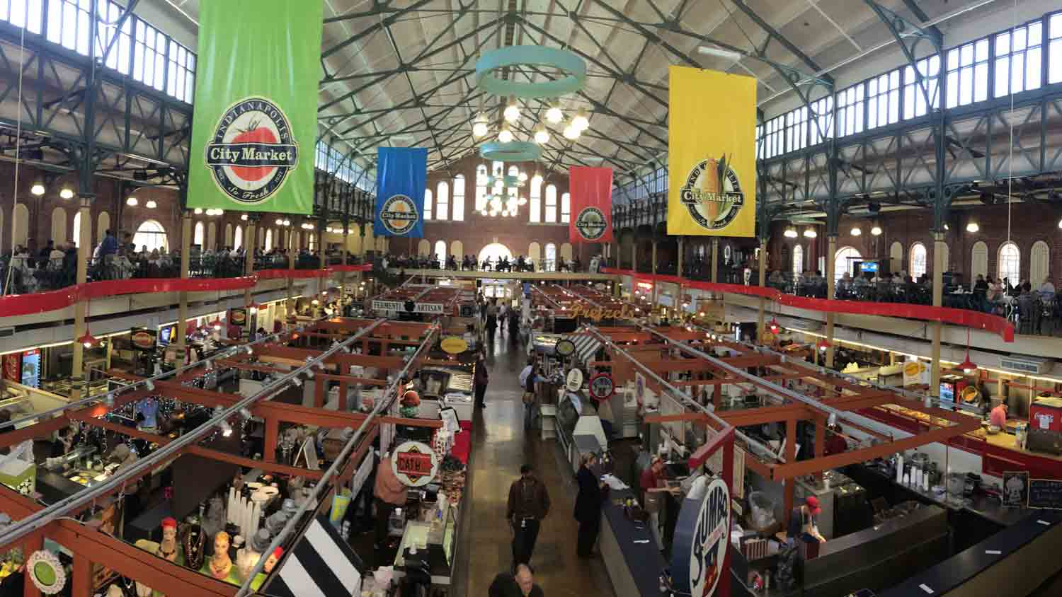 Indianapolis City Market 7
