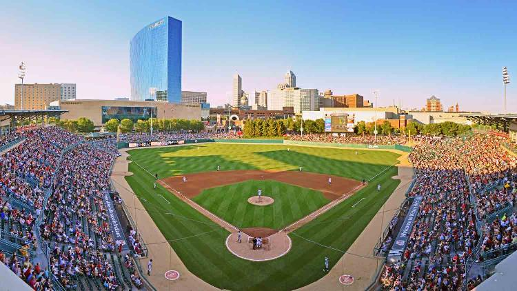 Indianapolis indians 11 list