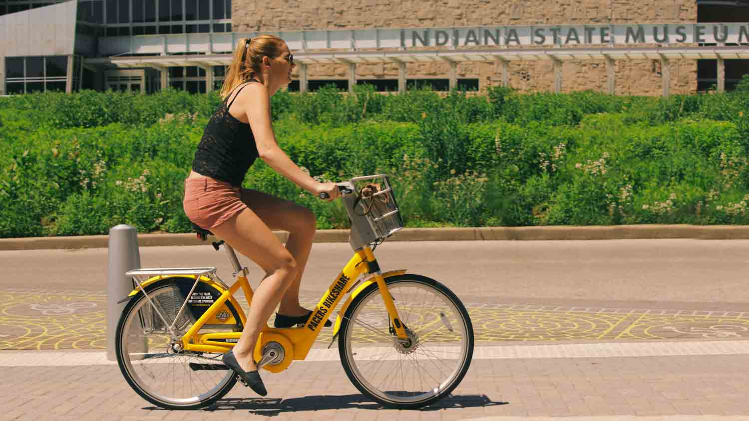 Indiana Pacers Bike Share 4