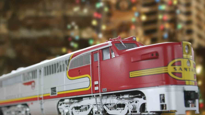 Jingle Rails - The Western Rail Adventure 3