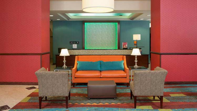 Hampton Inn Downtown 3