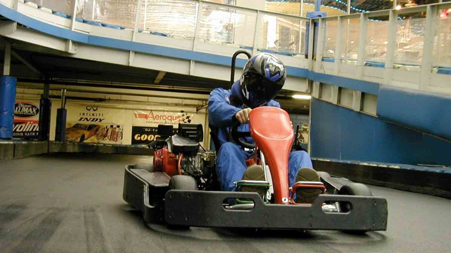 Fastimes Indoor Karting 1