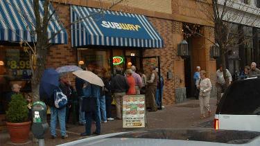 Subway Sandwich #10491 - Downtown