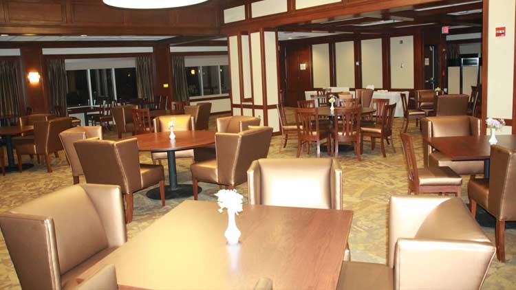 Courses Restaurant at Ivy Tech Corporate College and Culinary Center