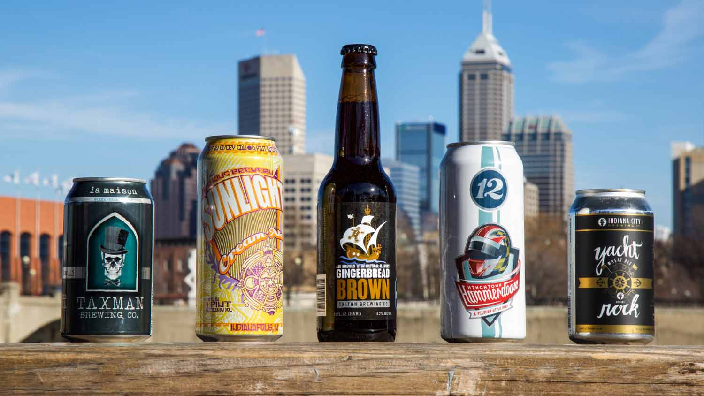 Indy breweries lead