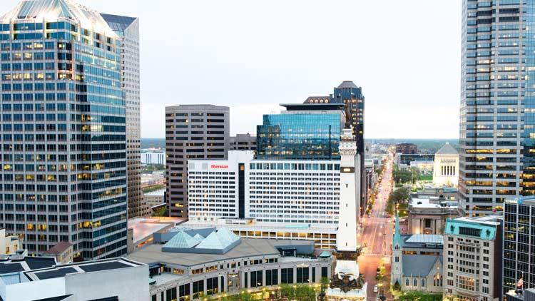 Sheraton Indianapolis City Centre Hotel 5