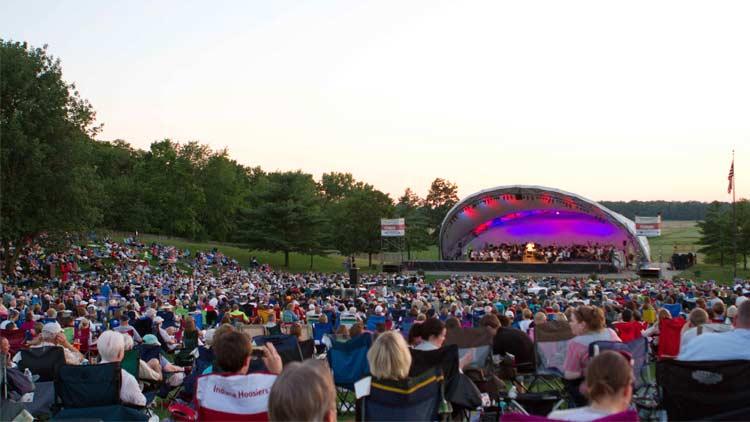 Marsh Symphony on the Prairie - 2015 Summer Series