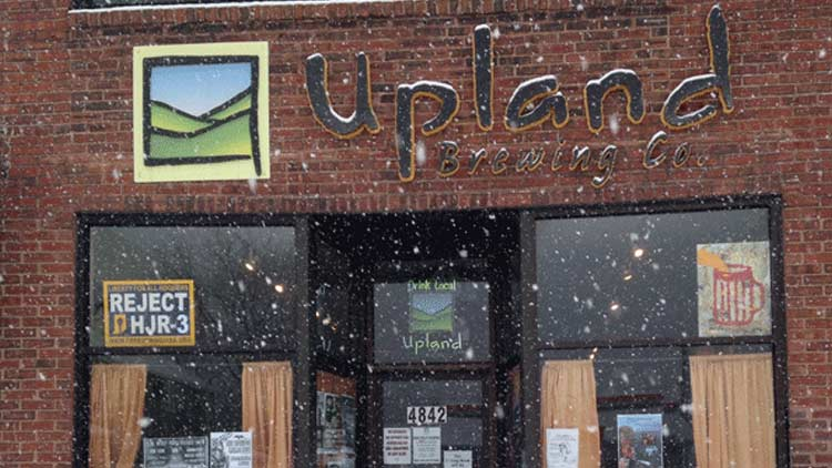 Upland Brewing - Broad Ripple Tasting Room