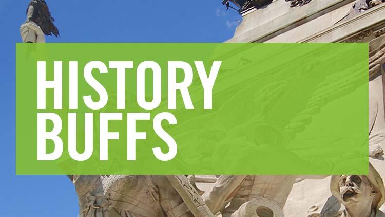History buffs list