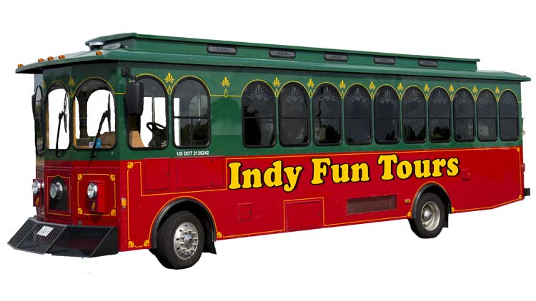 Indy Fun Trolley Tours