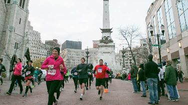 Monumental marathon 1 list