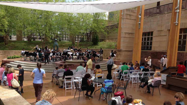 Summer Under the Sails Concert Series