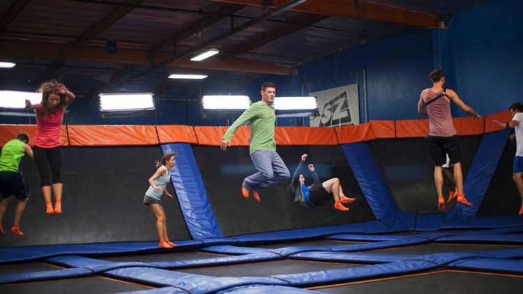 Sky Zone Indoor Trampoline Park - Plainfield 10