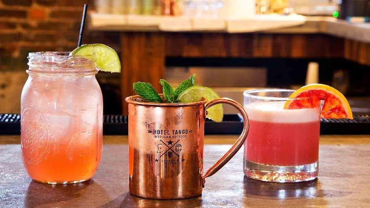 Hotel tango artisan distillery 1 list