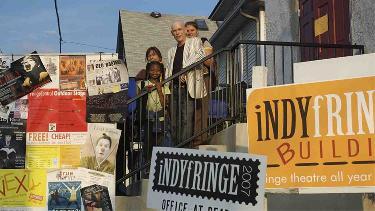 Indyfringe list