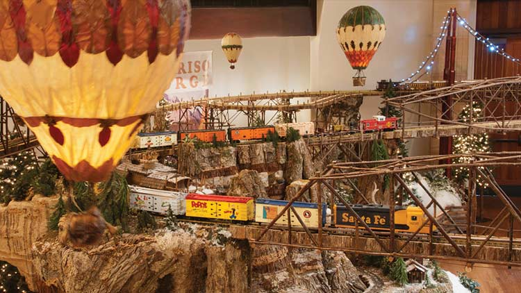 Jingle Rails - The Western Rail Adventure 5