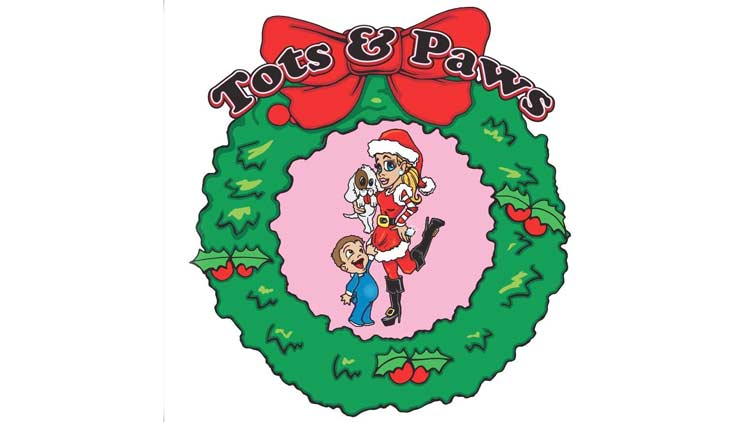 Tots & Paws - Little Red Dress Party