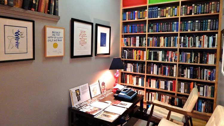 Kurt Vonnegut Museum and Library 6