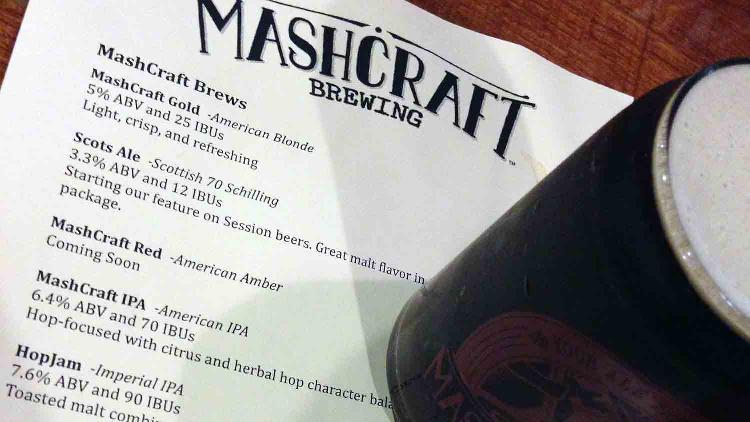 MashCraft on Delaware