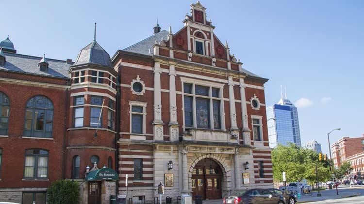 Athenaeum Theatre 1