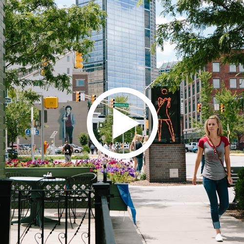 Urban adventurers massave video