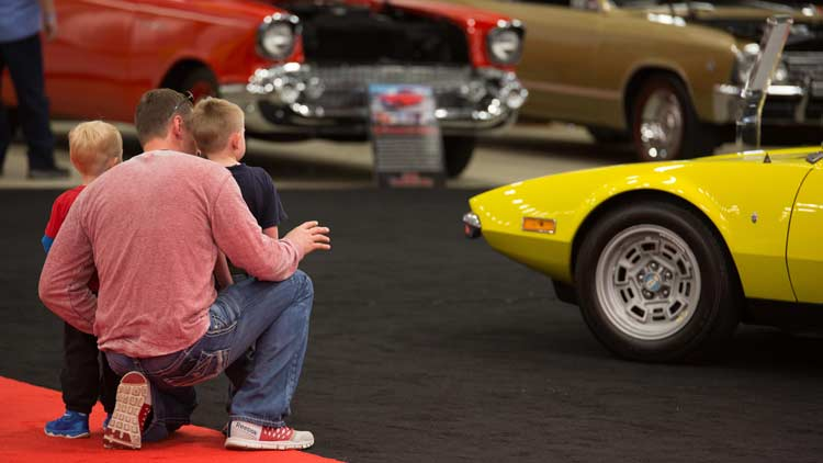 Mecum Spring Classic Car Auction 16