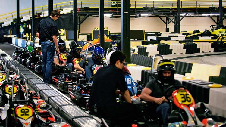 Speedway Indoor Karting 10