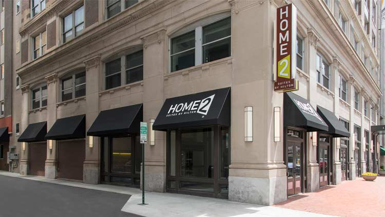 Home2 Suites Indianapolis Downtown 4