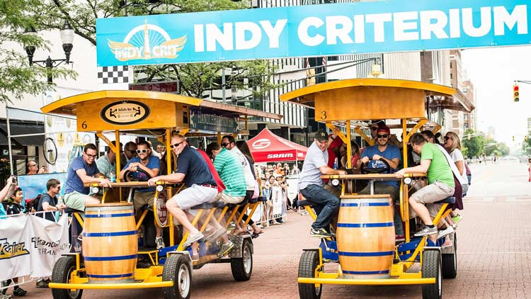 Indy Criterium Bicycle Festival 1