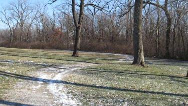 Pogues Run Trail