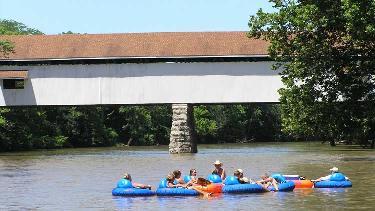 White River Canoe Trail