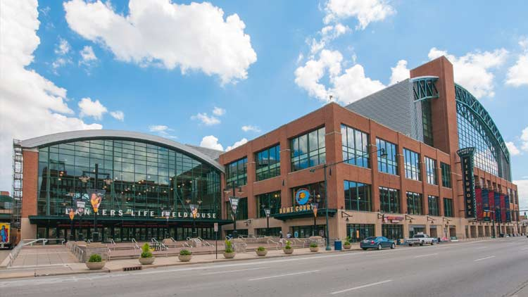 Bankers Life Fieldhouse 6