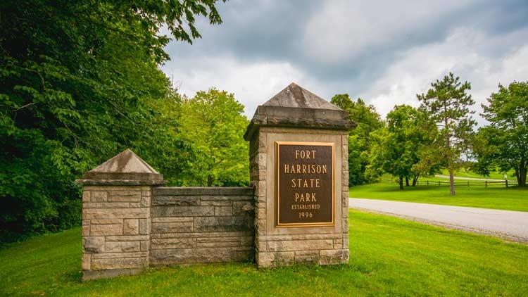 Fort Harrison State Park