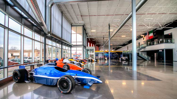 Indy Racing Experience 10